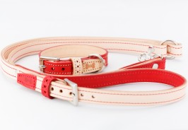 犬用本革首輪専門店colletの首輪