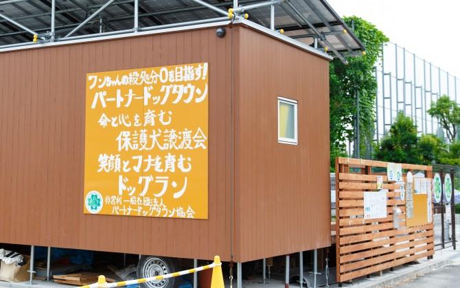 鶴見緑地パートナードッグタウン